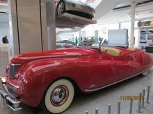 LeBaron concept car