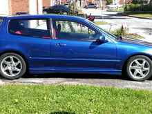 1992 Civic CX