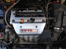 Acura RSX type S engine and 6 speed tranny