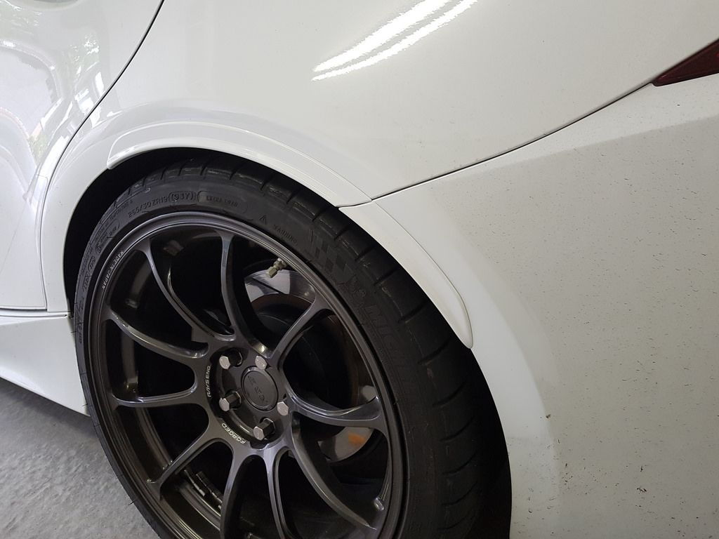 Group Buy Jdm Rcf Fender Molding Clublexus Lexus Forum Discussion
