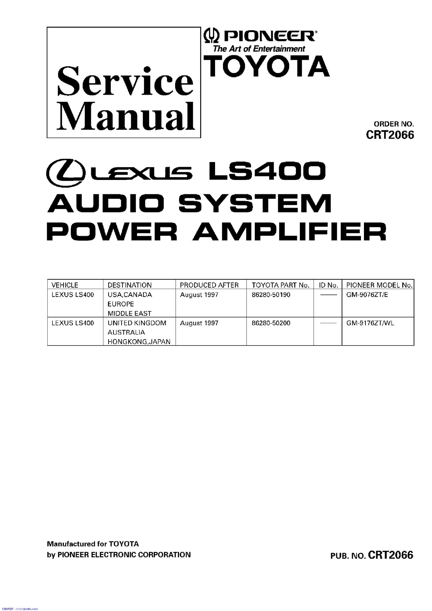 KEX-M9076ZT is correct Pioneer model #.
