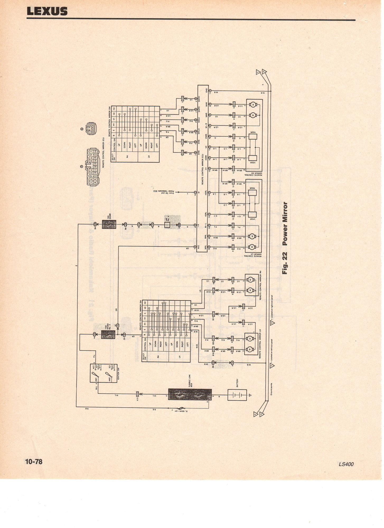 Diagram Fuse Diagram On 1994 Lexus Full Version Hd Quality 1994 Lexus Diagrameryno Kazantip Fr