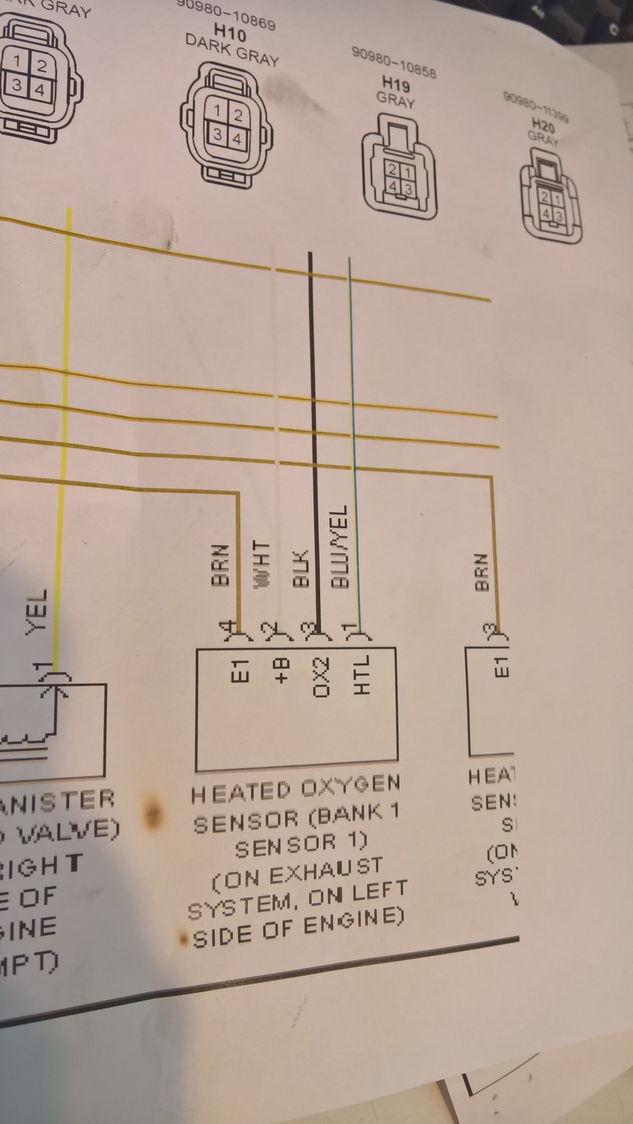 Ls430 Horn Wiring Diagram Installation