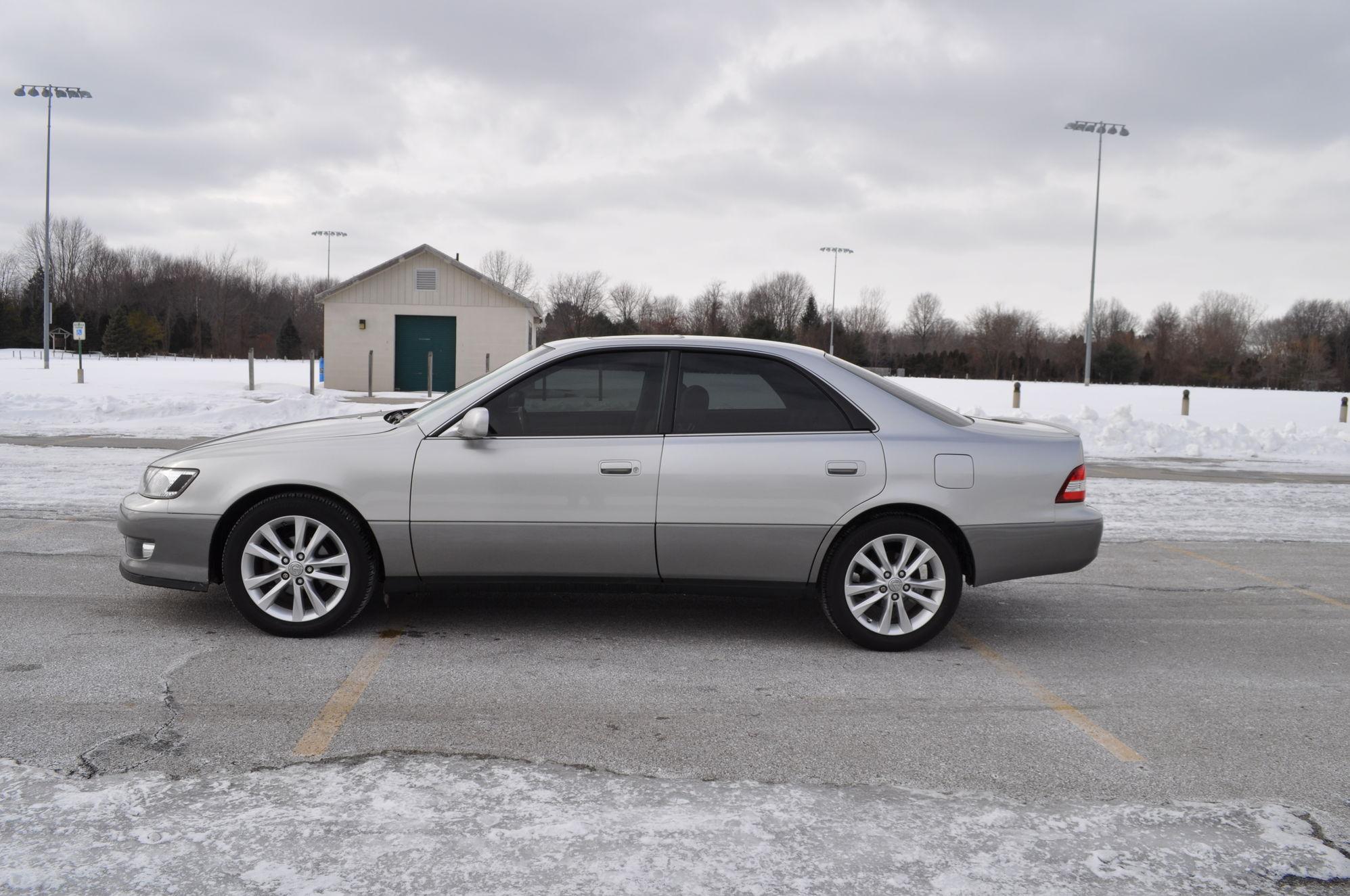 Oh 2001 Lexus Es300 For Sale 162k Miles Clublexus