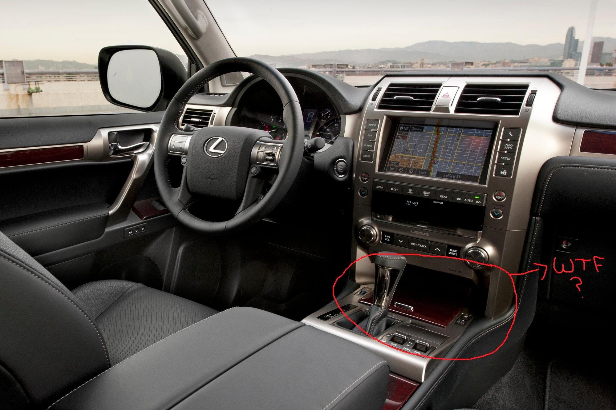 New Gx460 Interior Clublexus Lexus Forum Discussion