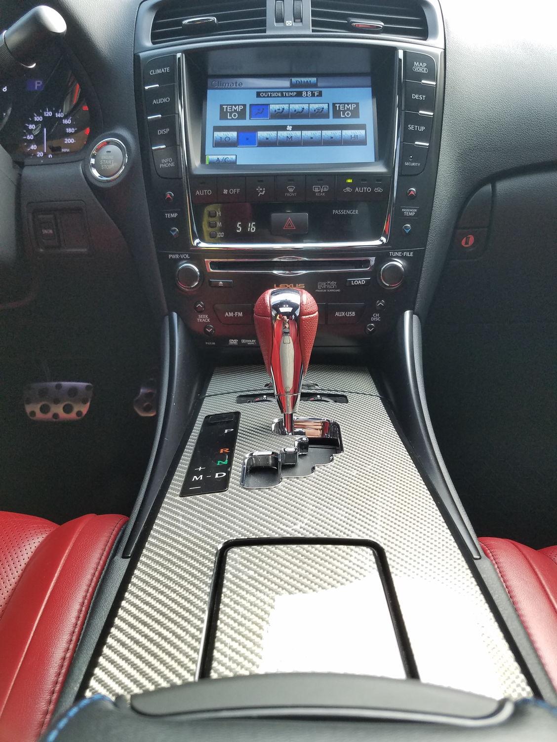 Longo Lexus Service >> CA Mint 2012 IS-F 51k Miles Nebula Gray w/ RED interior - ClubLexus - Lexus Forum Discussion