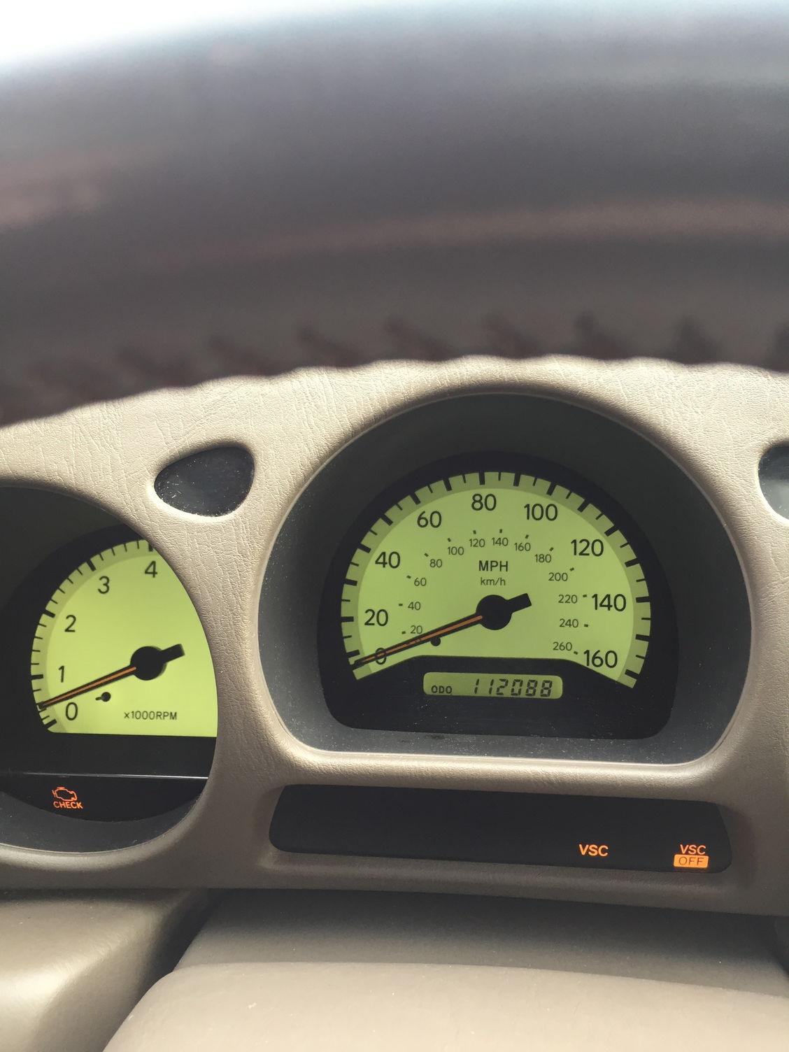 99 Gs300 Check Engine Amp Vsc Lights On Clublexus Lexus