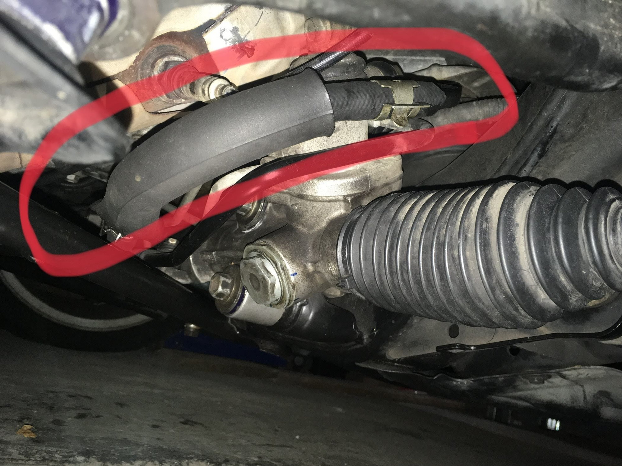 DIY - GS300 Power Steering Flush (new and updated version