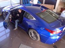 Buying my Lexus