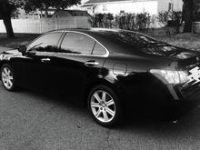 Lexus ES 350 MeGa Edition