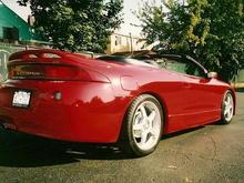 My 98'Spyder Mitsu