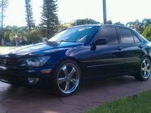Garage - Lexus IS300