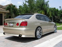 GS rear