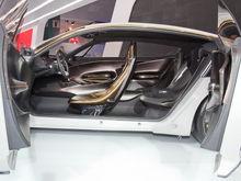 KIA GT interior