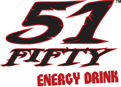 51 Fifty Energy Drink logo
