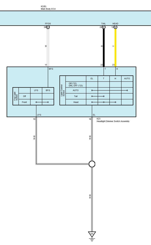 ECU wiring diagram - ClubLexus - Lexus Forum Discussion