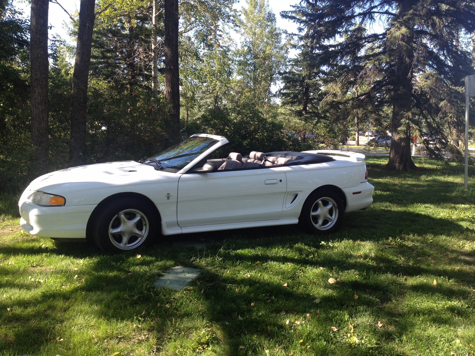 Remote Car Starter Calgary >> 1997 mustang convertible for sale - Canadian Mustang Owners Club - Ford Mustang Forums