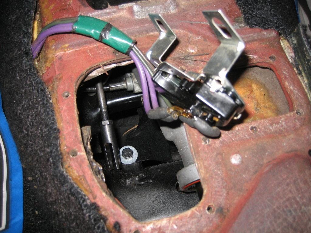 C2 Neutral Safety Switch Repair 1967