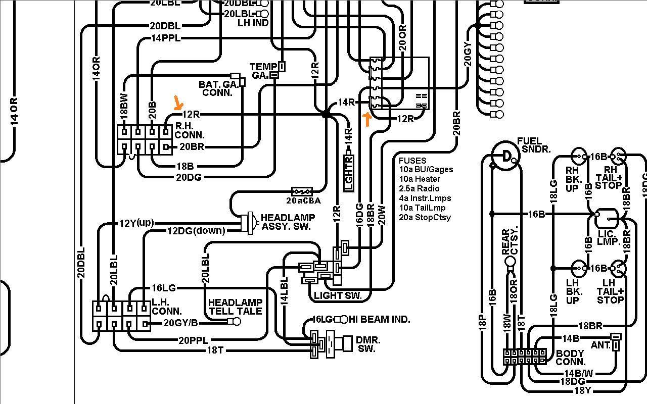 c2 electrical problem - corvetteforum