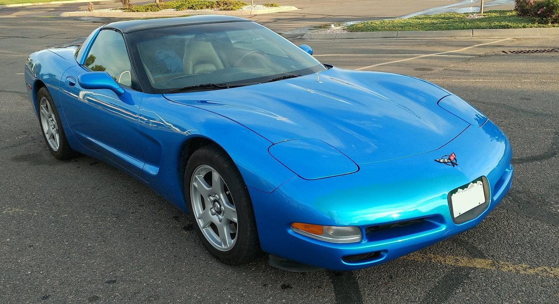 Fs For Sale 1998 Nassau Blue Coupe Denver 19 000 Corvetteforum Chevrolet Corvette Forum Discussion