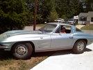 1963 Corvette 51,267 A/T P/W P/B owned since 1989