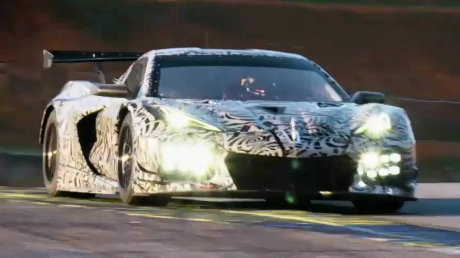 2020 Corvette Racing C8 R Corvetteforum Chevrolet
