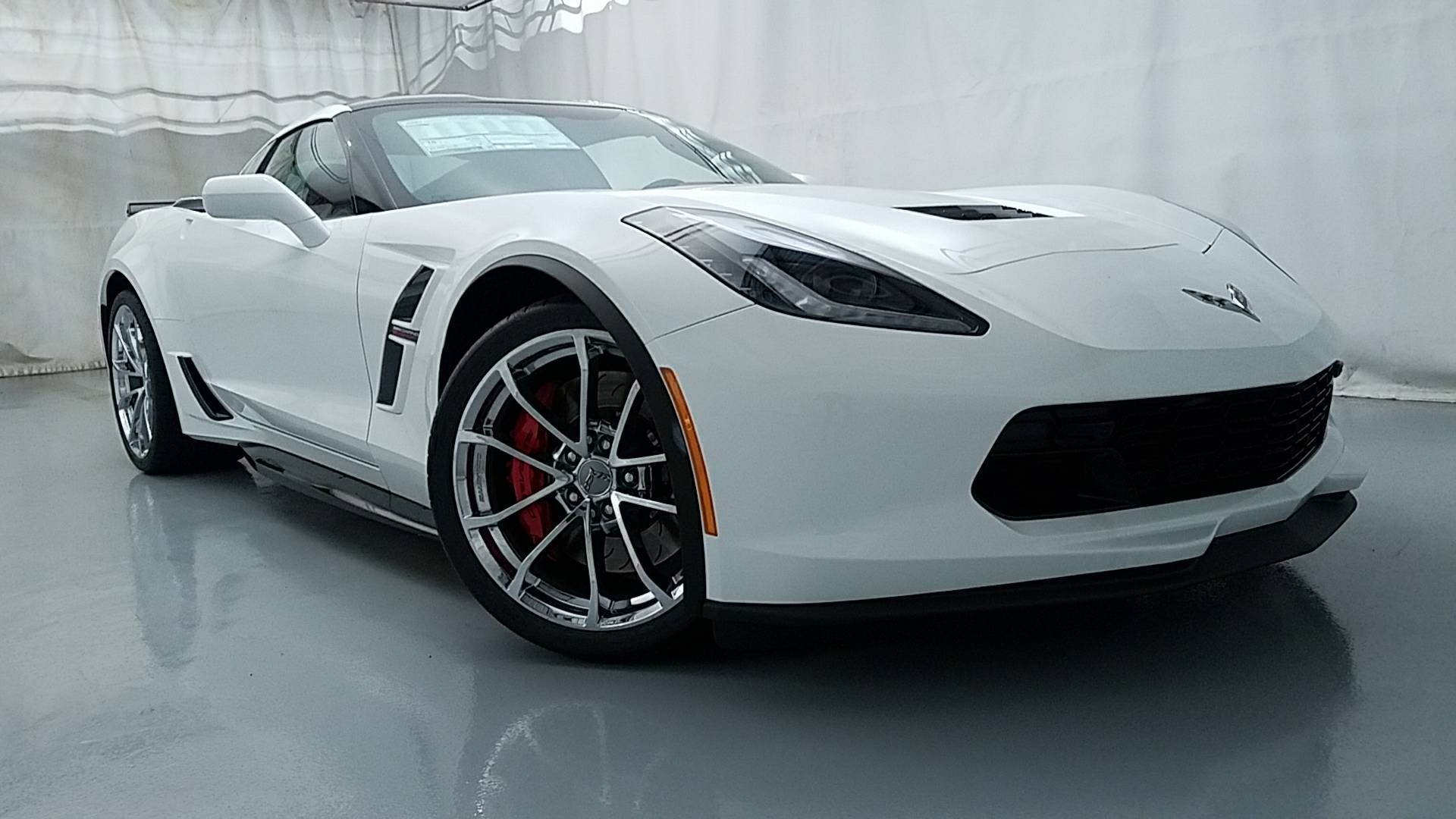 New 2019 Artic White Grand Sport $-7,000 Off @ ROSS DOWNING