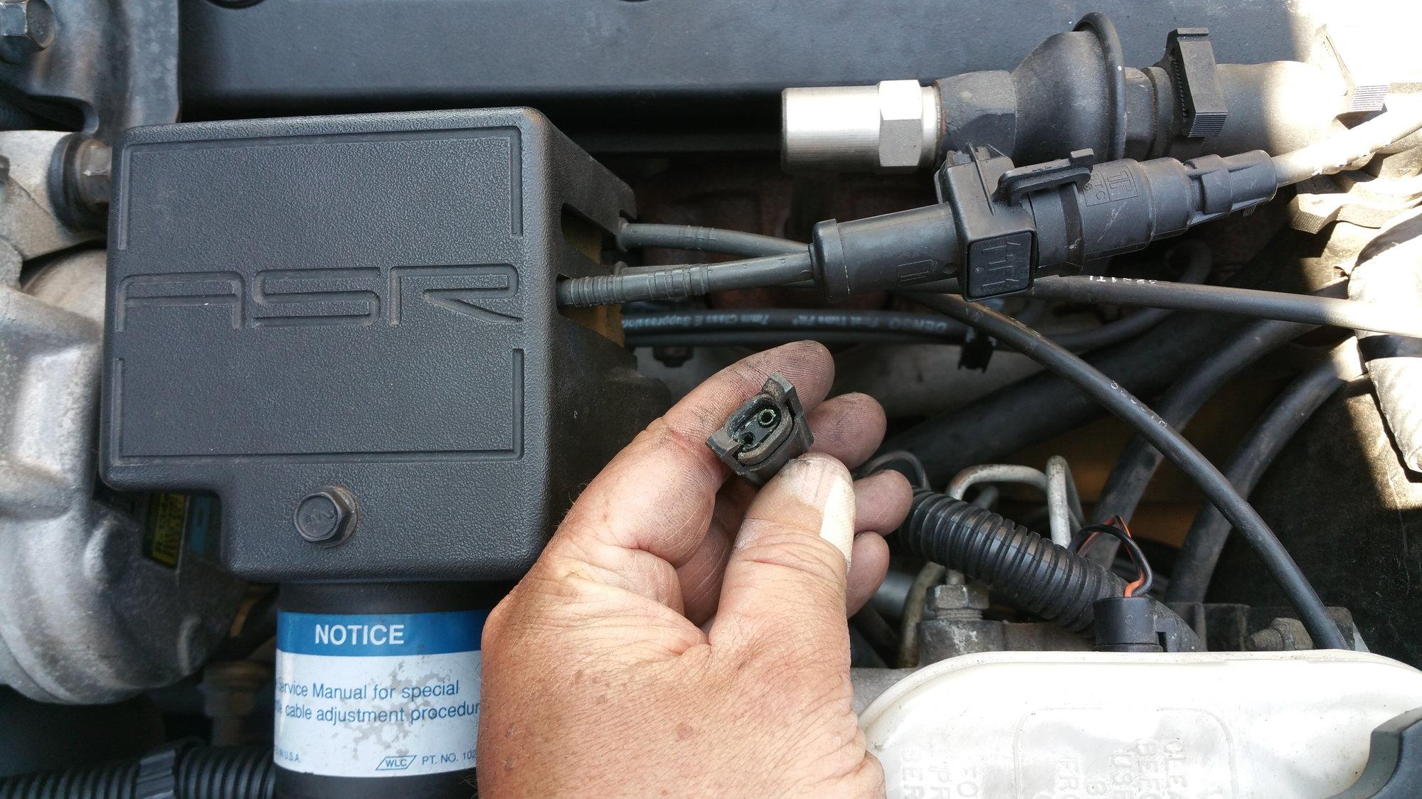 1994 Corvette Wiring Harness Asr. . Wiring Diagram on