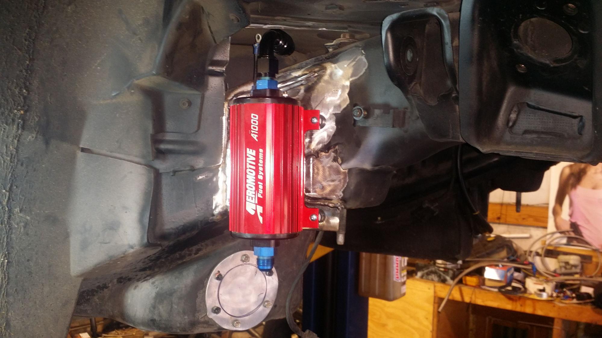 1998 A1000 Fuel Pump Install - Corvetteforum