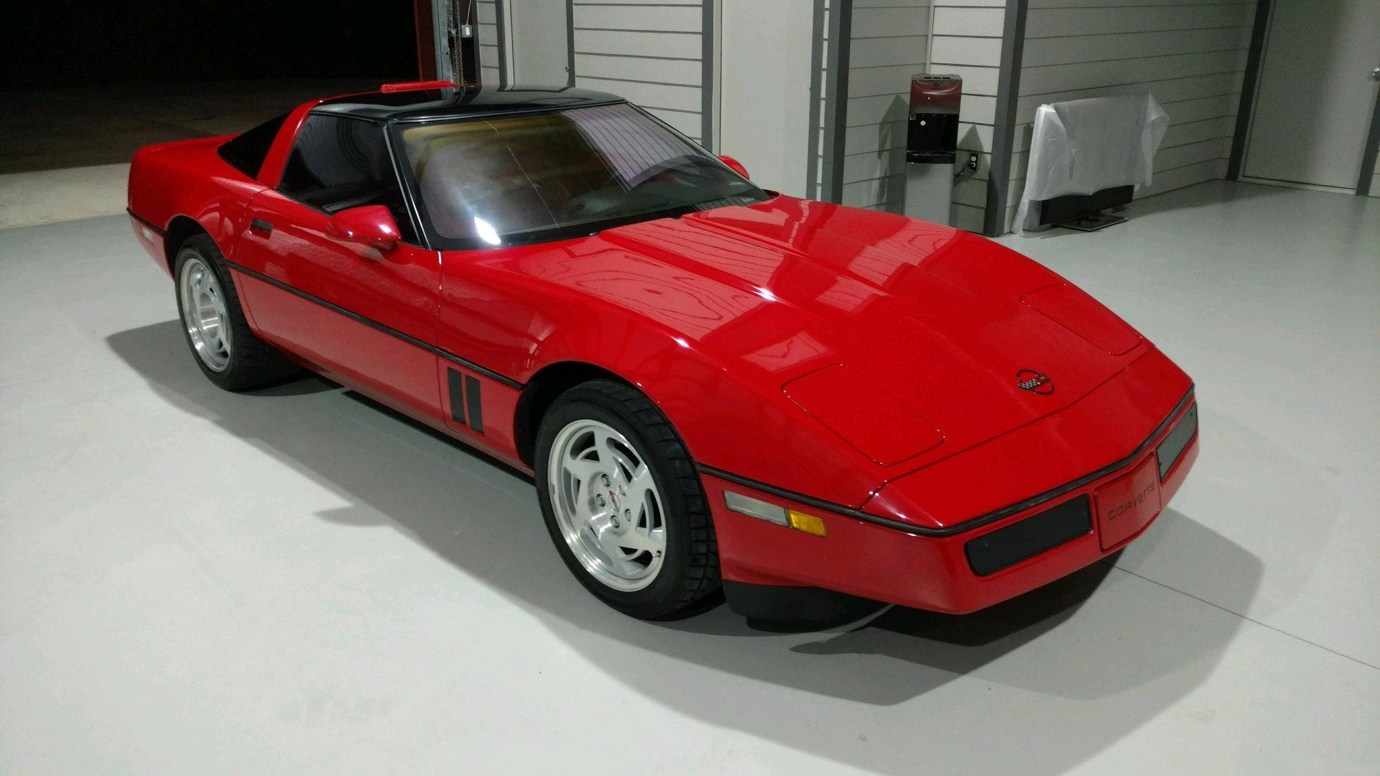 C4 Corvette For Sale Houston Tx: FS (For Sale) For Sale: 1990 C4 ZR1 With 30K Miles