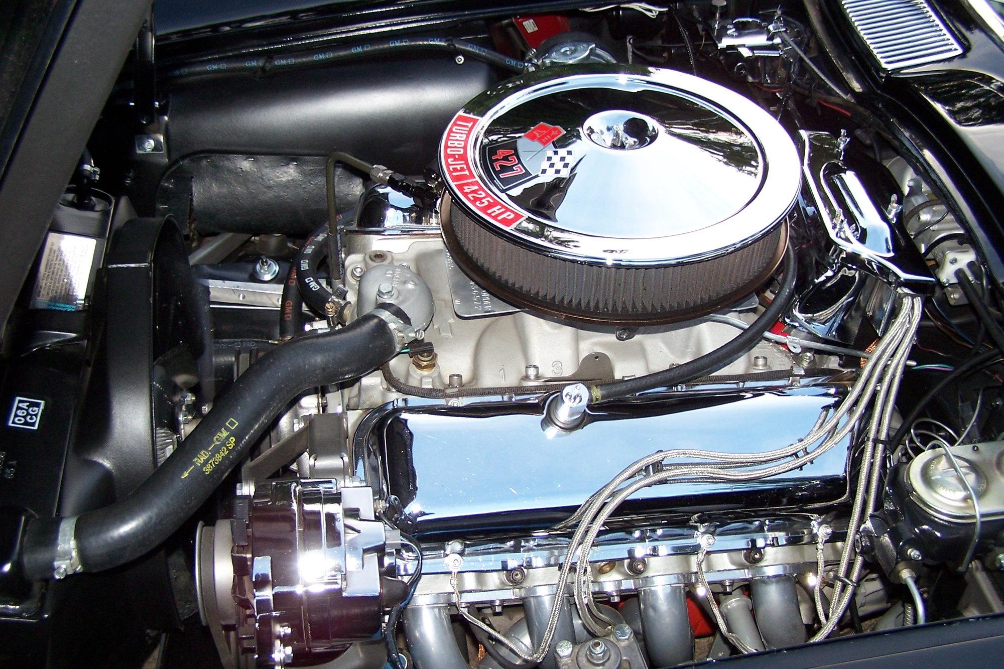 fitech efi on my 64 - CorvetteForum - Chevrolet Corvette