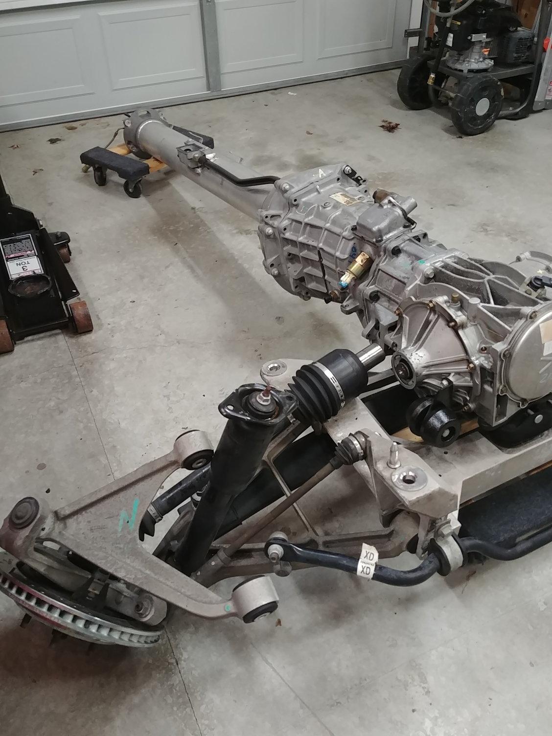 Rear End Leak Questions - Corvetteforum