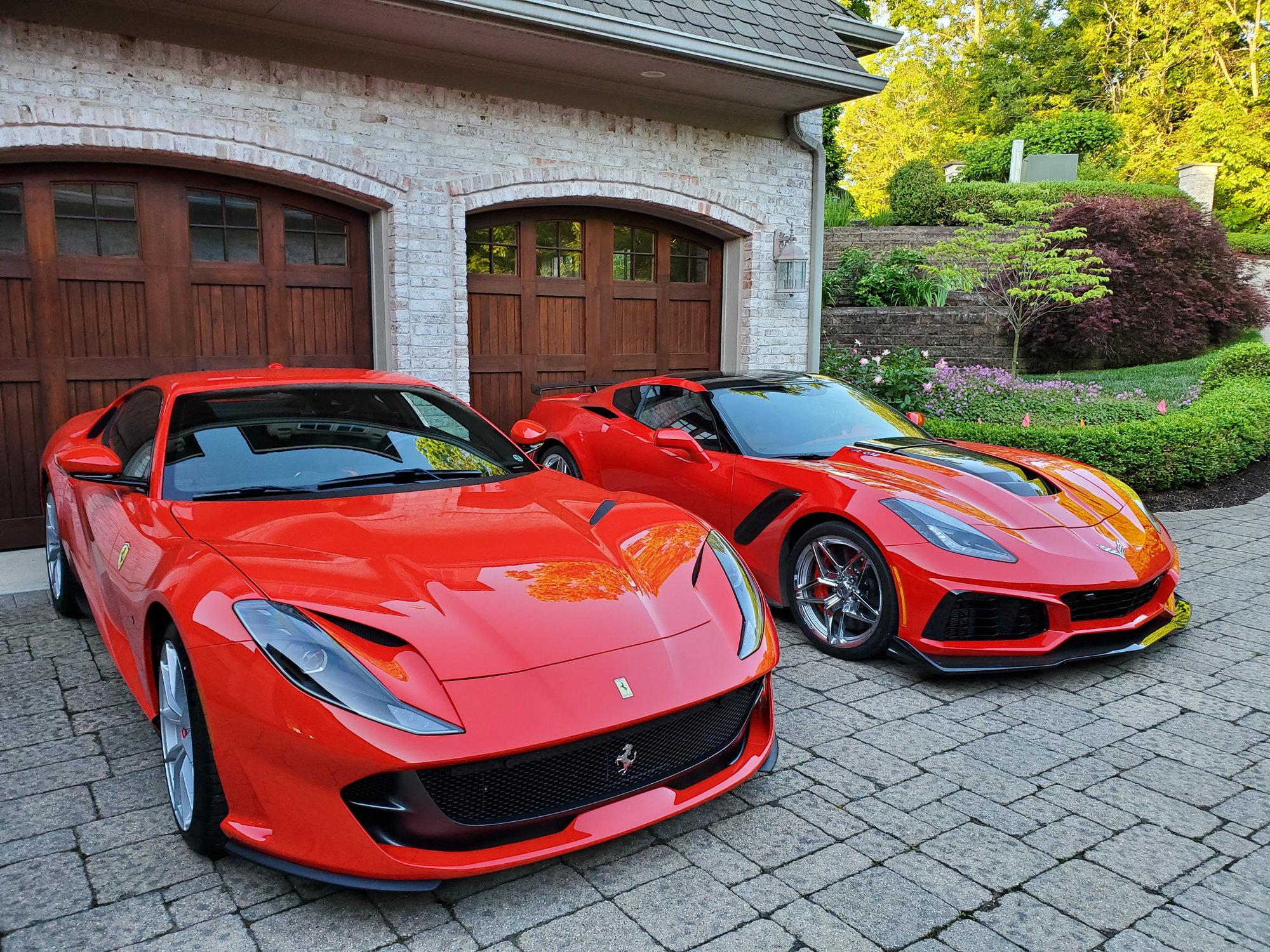 New Corvette owner. - CorvetteForum - Chevrolet Corvette