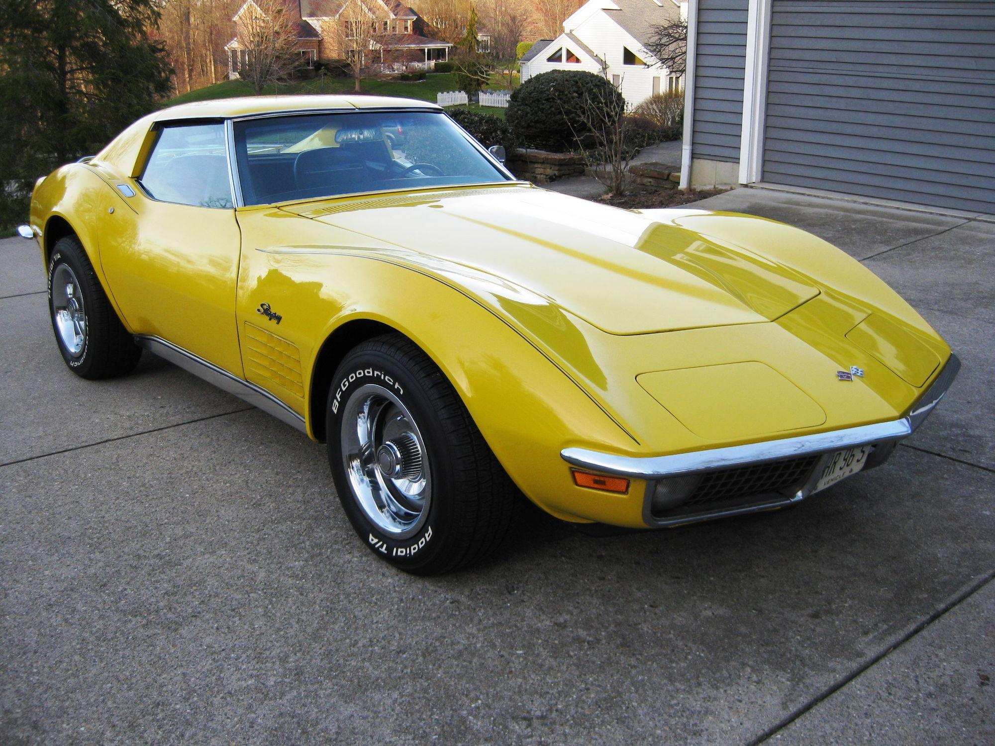 Best Way To Sell My 1971 Corvette ??? - CorvetteForum - Chevrolet ...