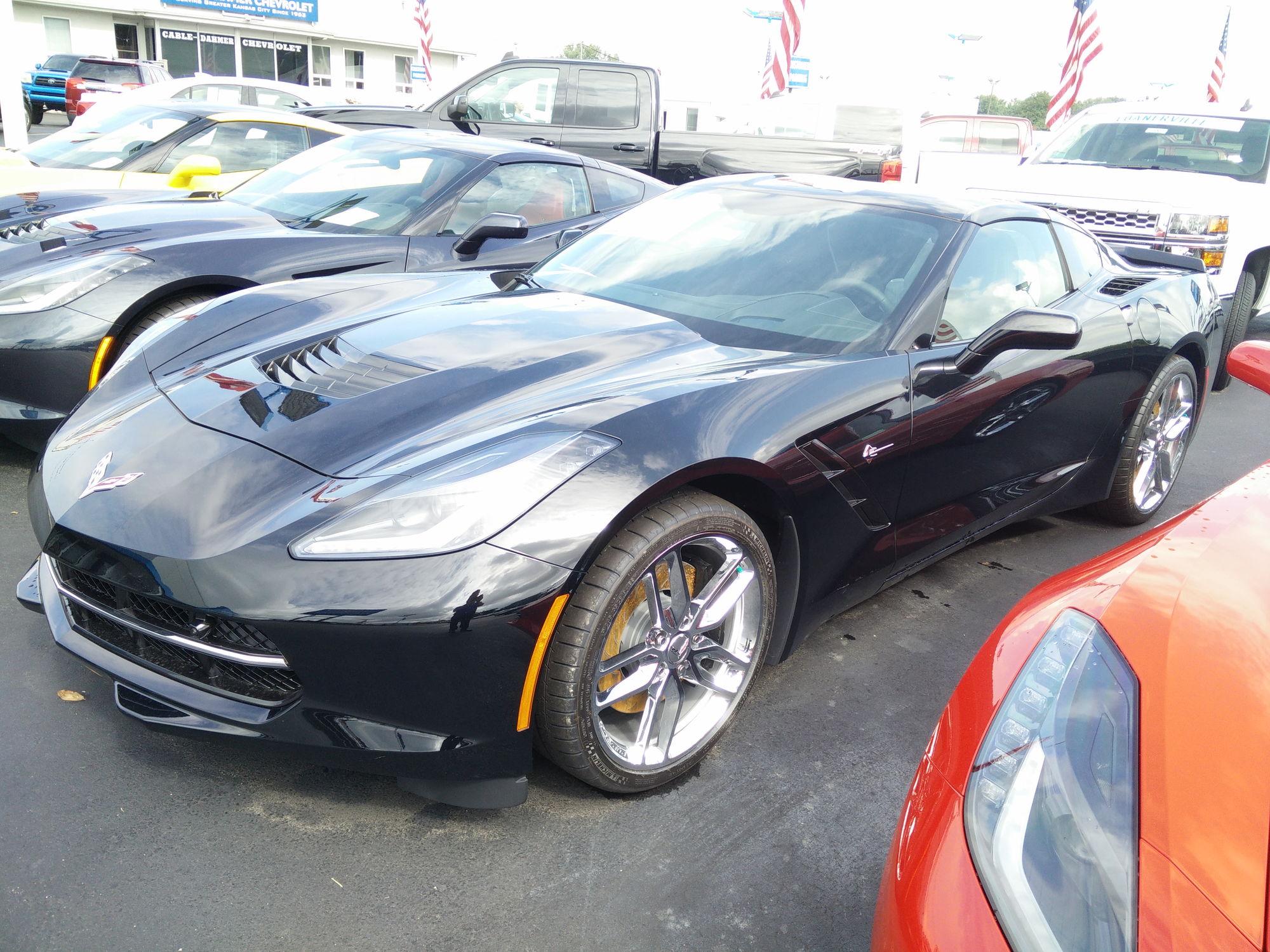 2016 corvette coupe stock 89130 msrp 69 740 00 sale 65 740 00 trim level 2lt w z51 engine 6 2 liter lt1 transmission 7 speed manual