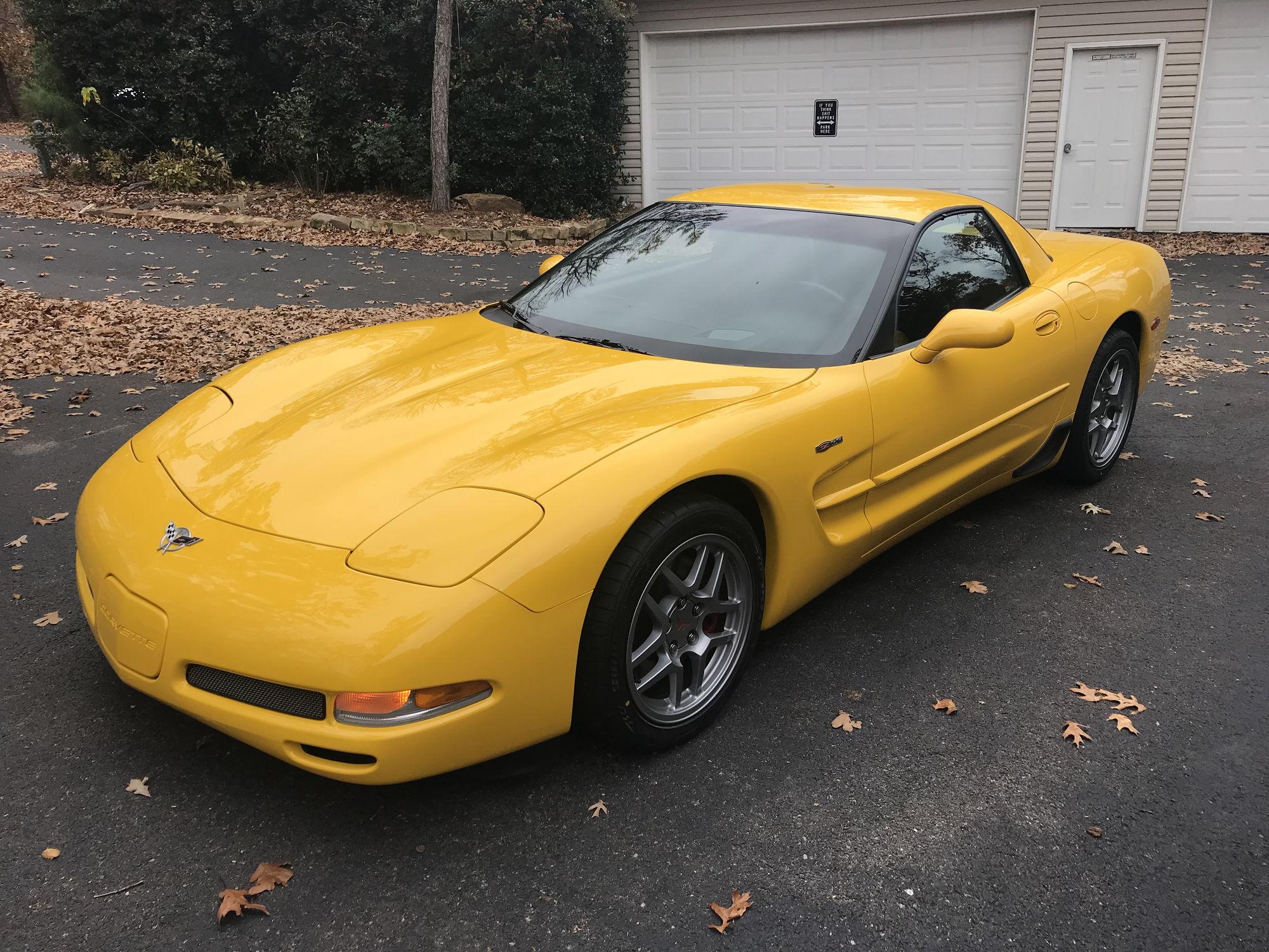 fs for sale 2003 zo6 1916 miles corvetteforum chevrolet corvette forum discussion. Black Bedroom Furniture Sets. Home Design Ideas