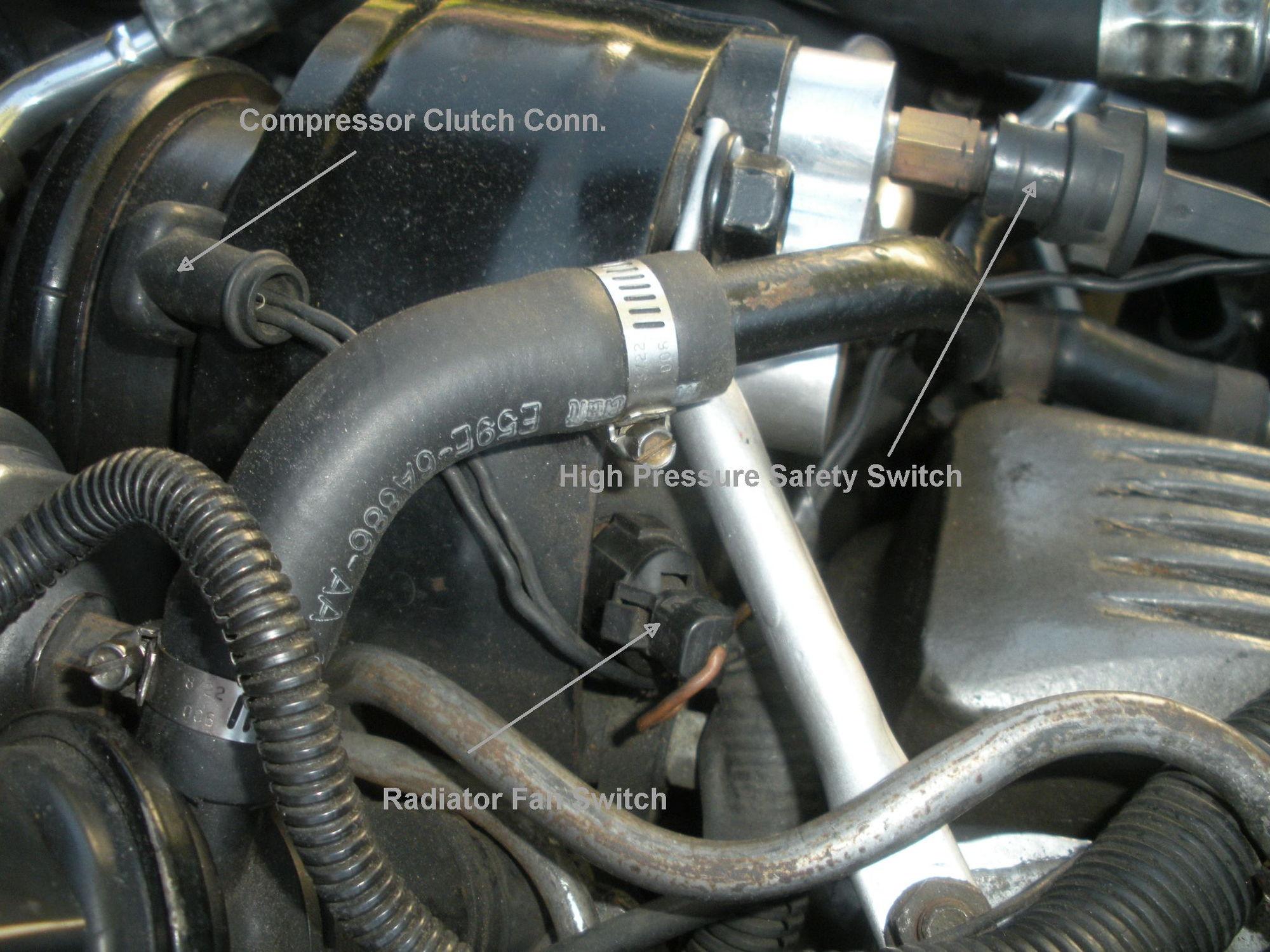 84 A  C System Wiring - Corvetteforum