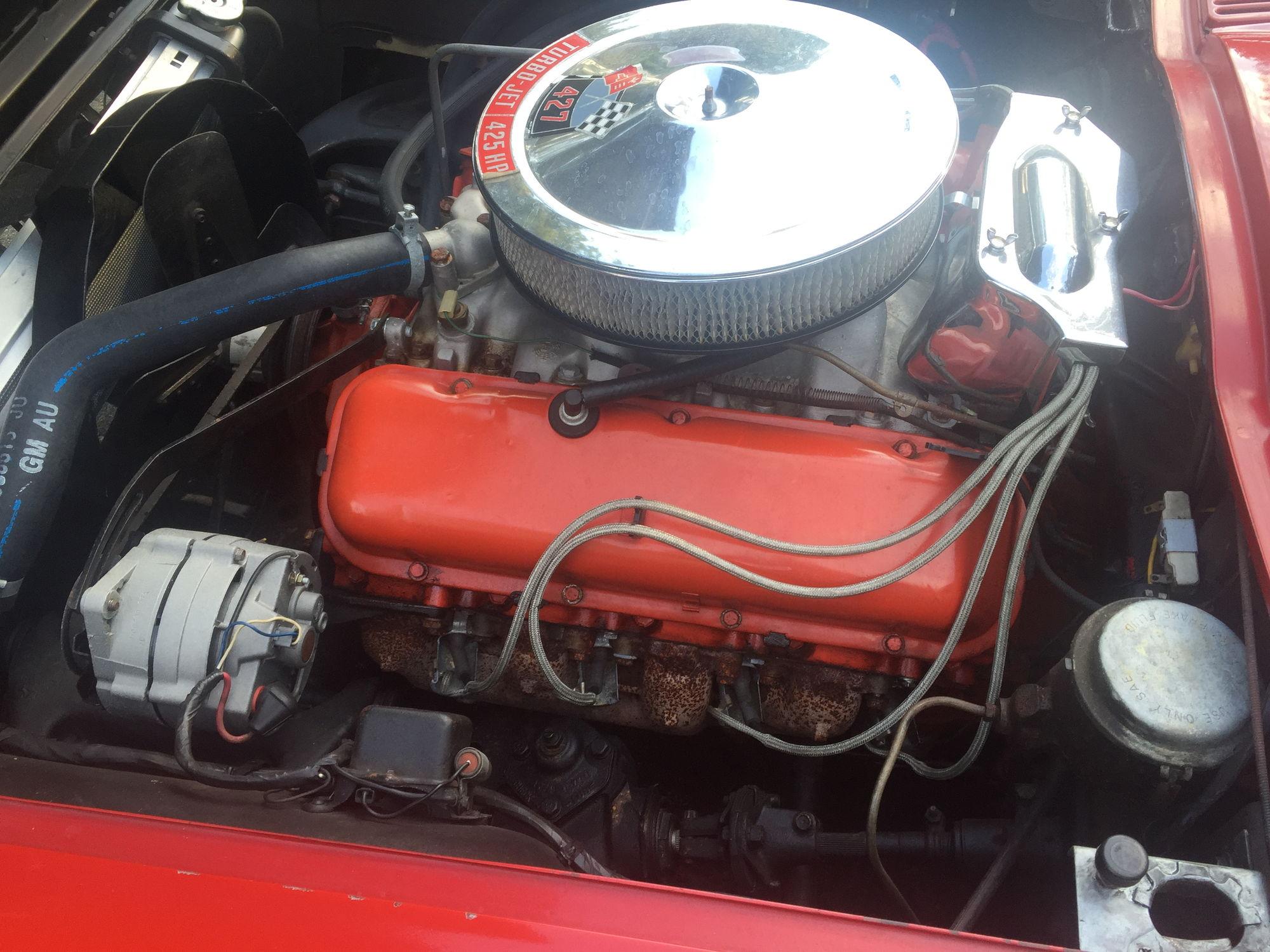 1966 Red L72 For Sale Corvetteforum Chevrolet Corvette