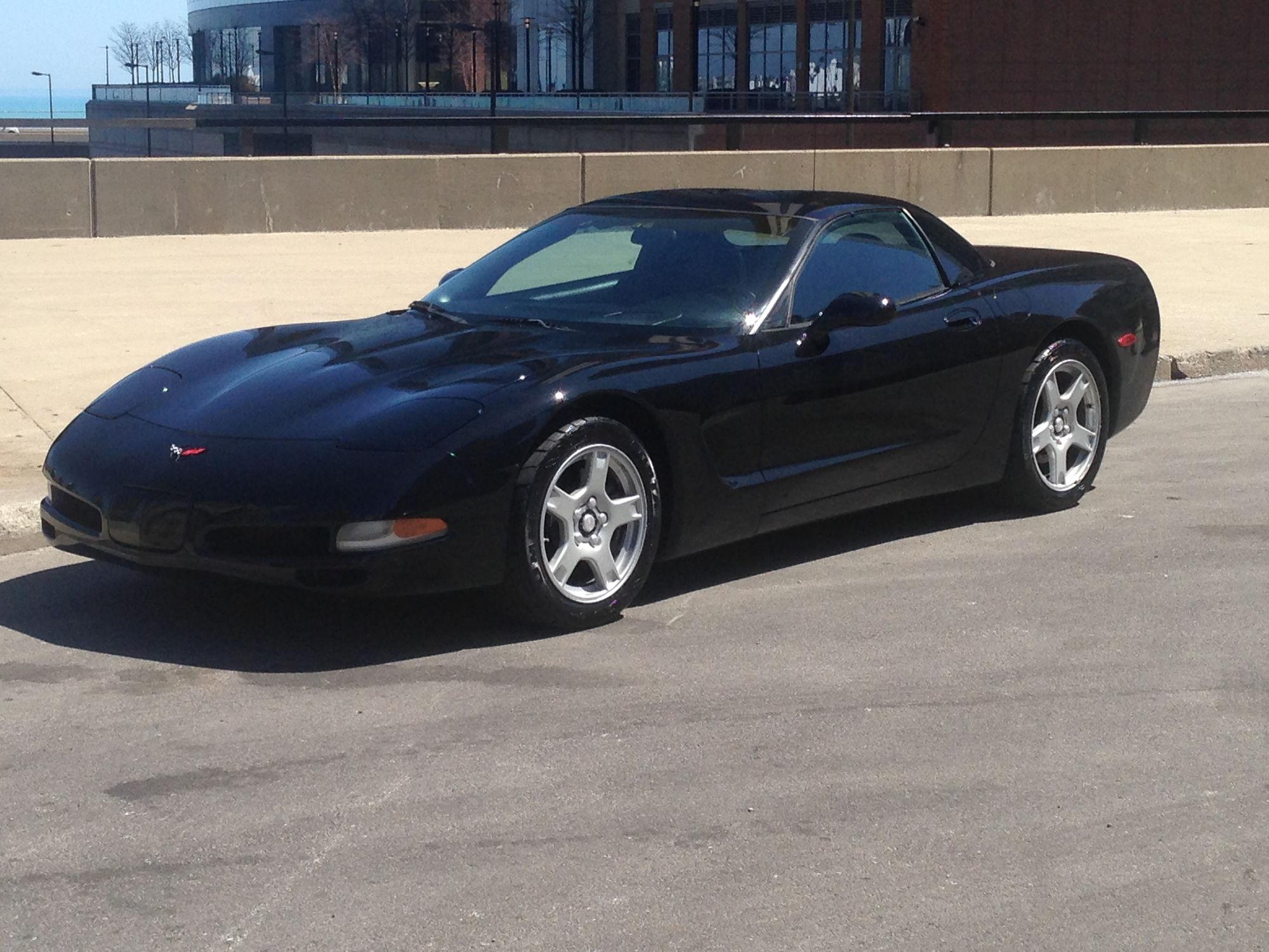 1999 corvette c5 z51 frc hardtop 51k miles 6 speed manual all stock 15 500. Black Bedroom Furniture Sets. Home Design Ideas