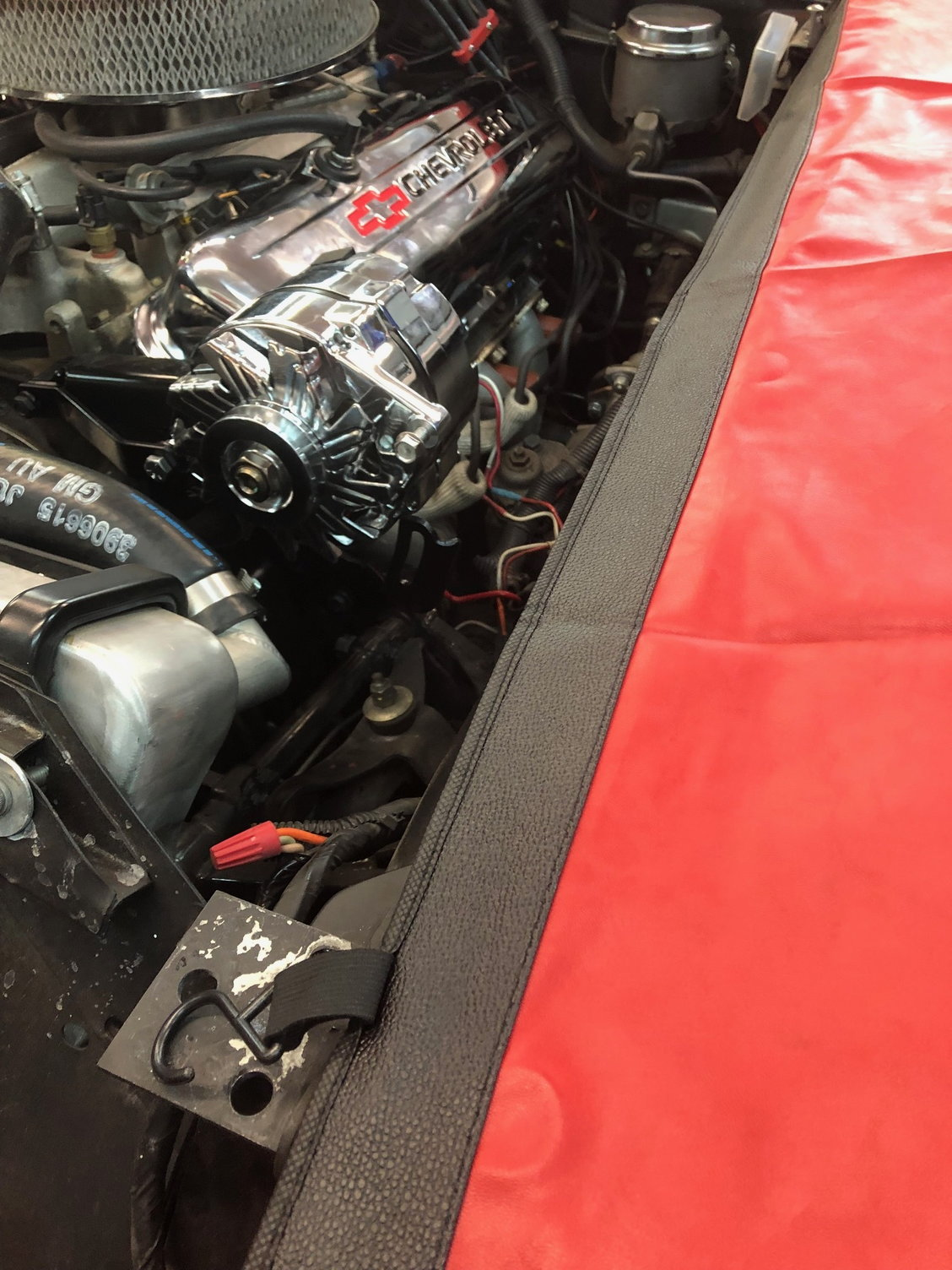 C2 Uncle   Please Help With Power Steering Conversion - Page 2 - Corvetteforum