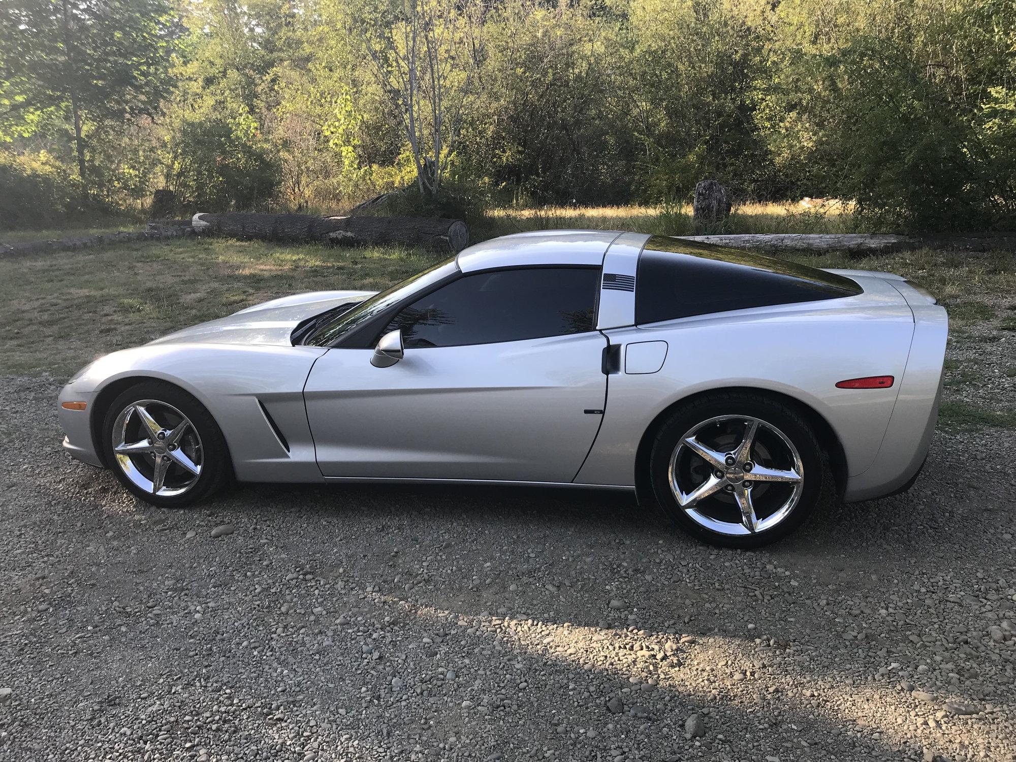 FS/2000 Corvette Supercharged 383 - CorvetteForum