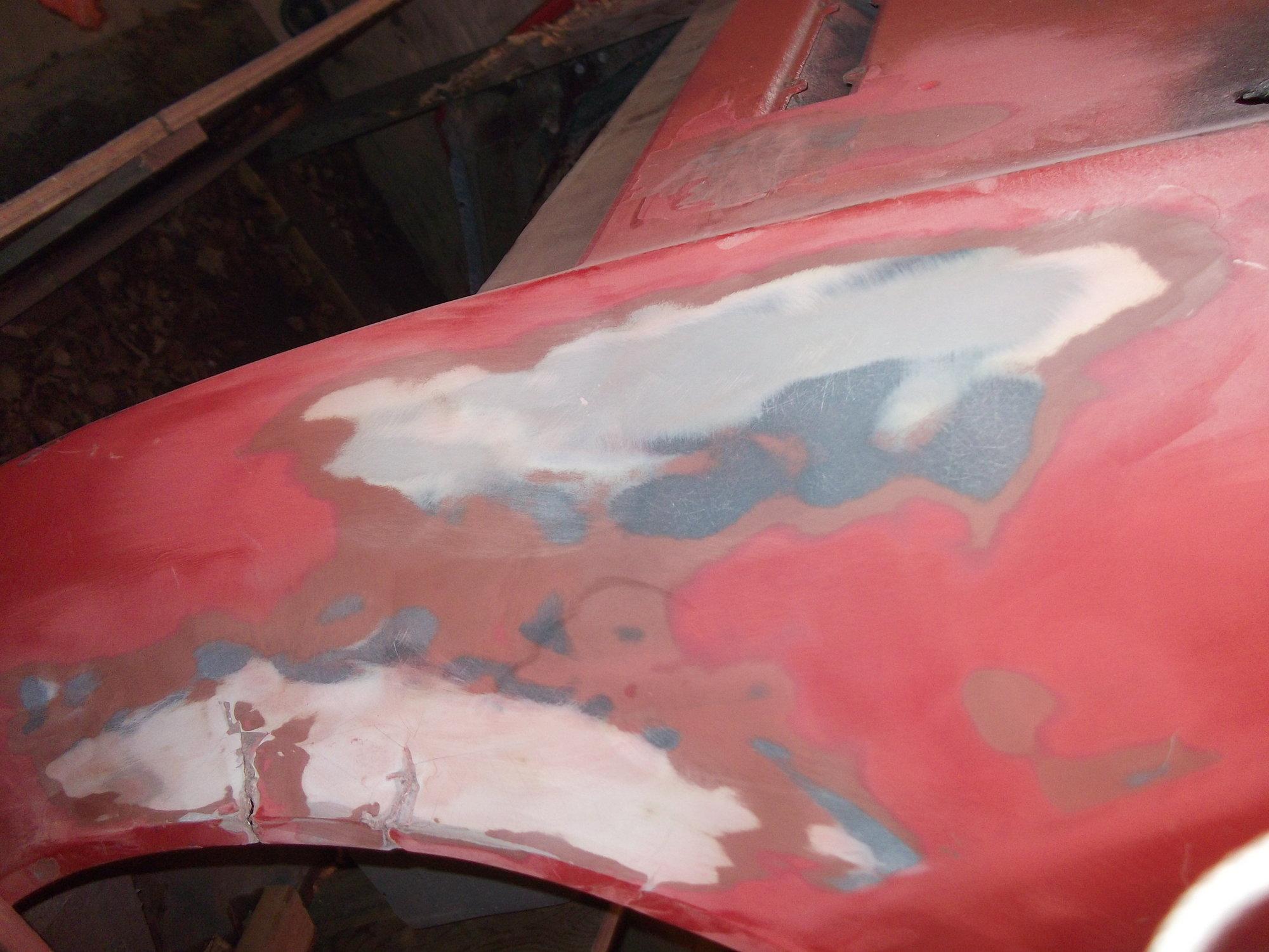 Priya's 79 chrome bumper conversion project - CorvetteForum