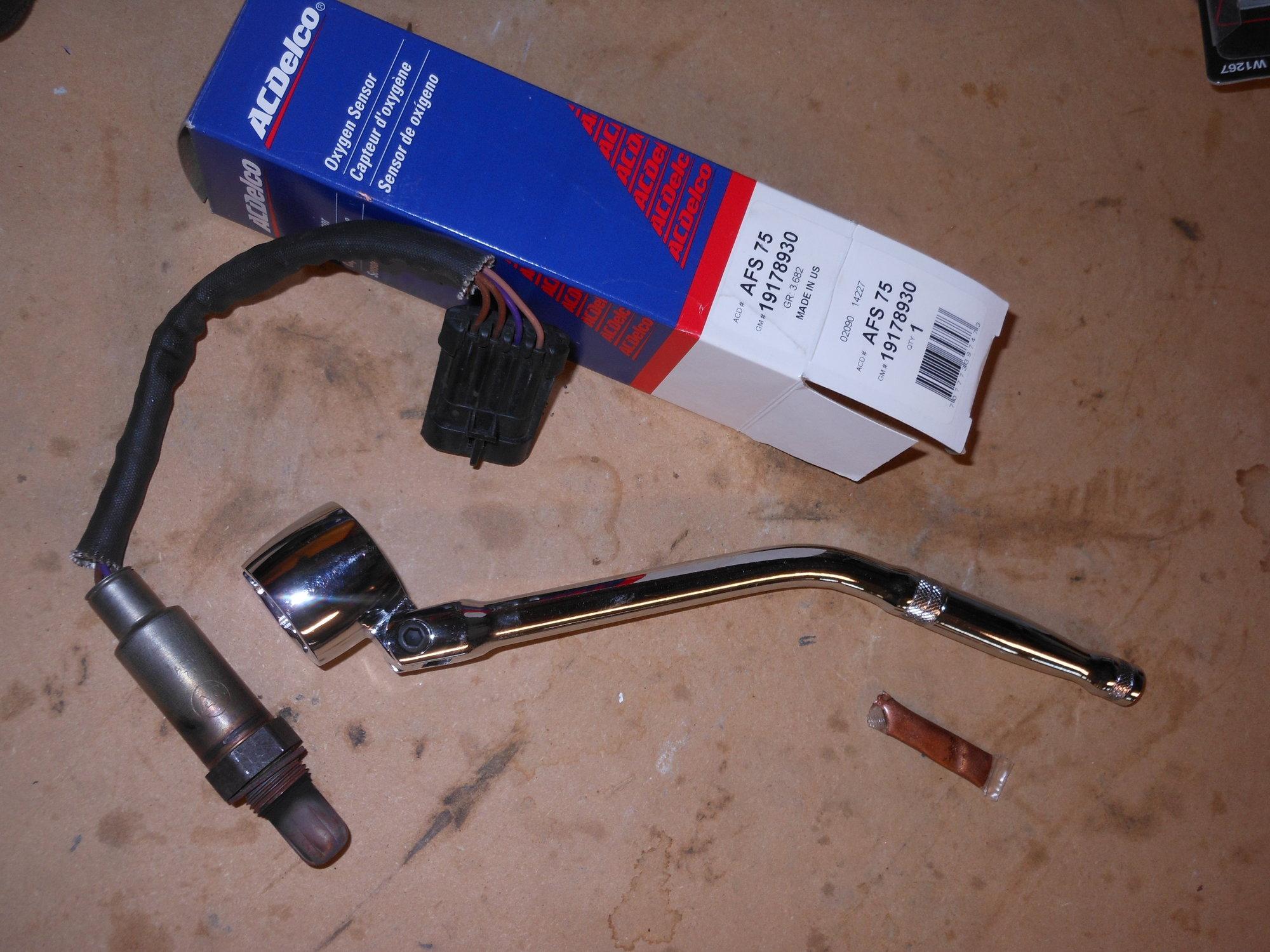 Oxygen Sensor removal made easy - CorvetteForum - Chevrolet