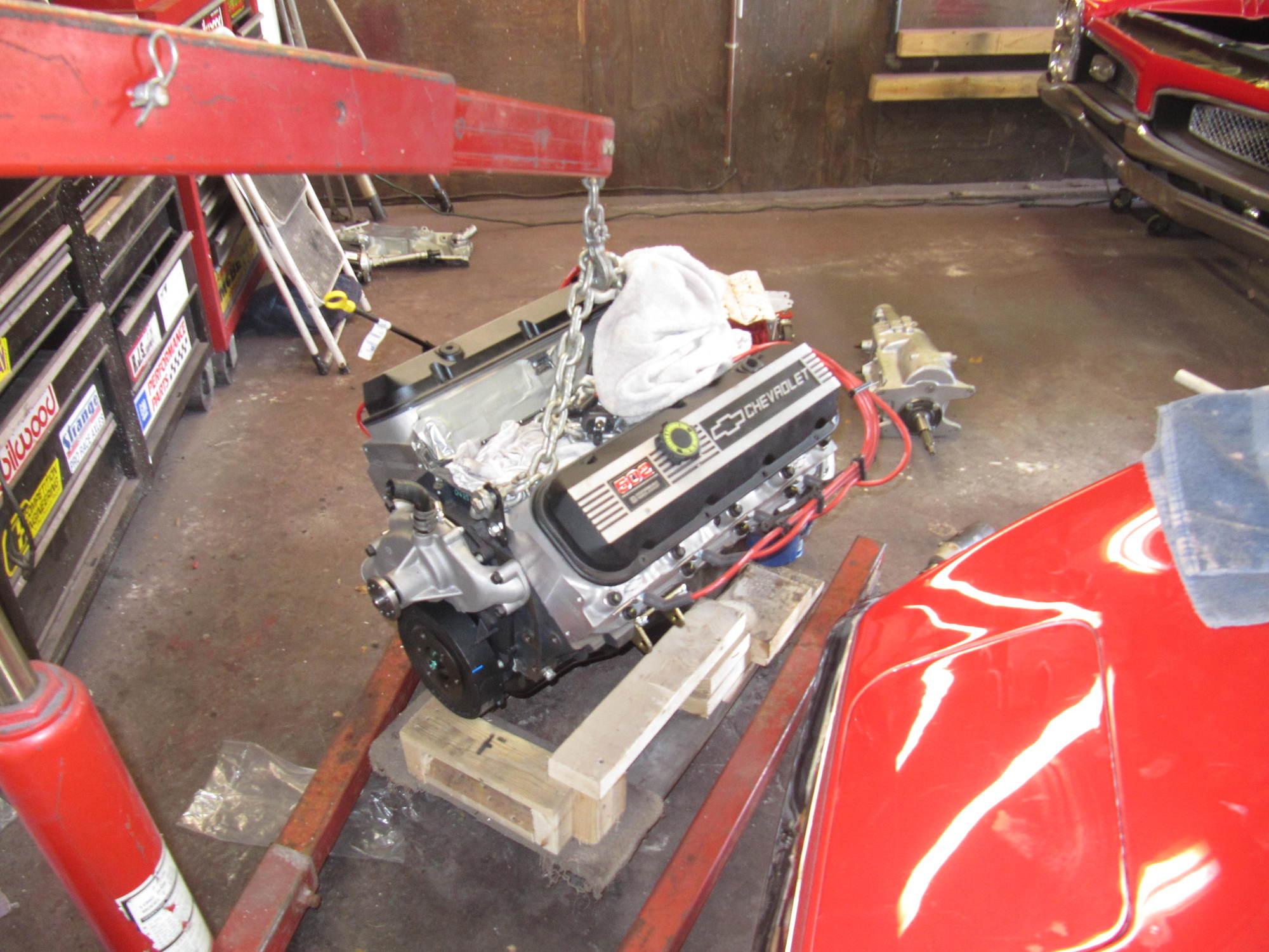 ZZ502 finds a home  - CorvetteForum - Chevrolet Corvette