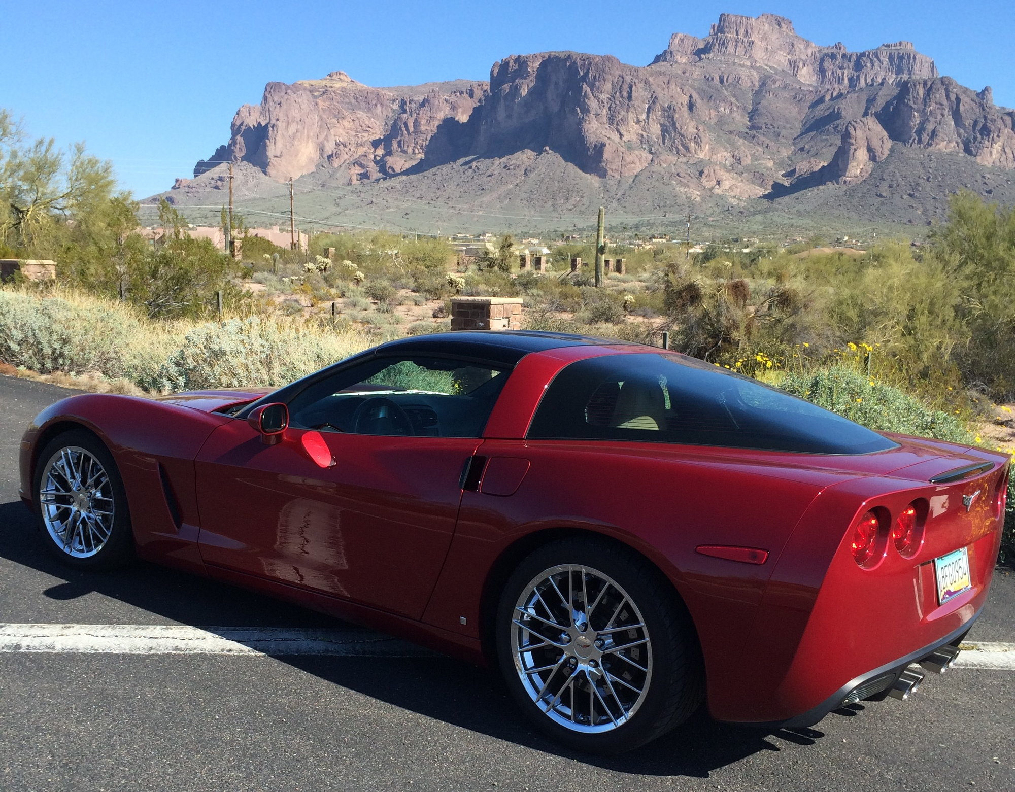 How Many Miles On Your C6? - Page 2 - CorvetteForum ...