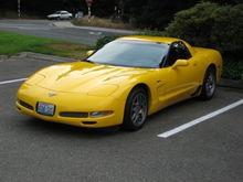 2003 MY Z06