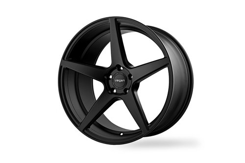 Velgen Classic5 Black Wheels