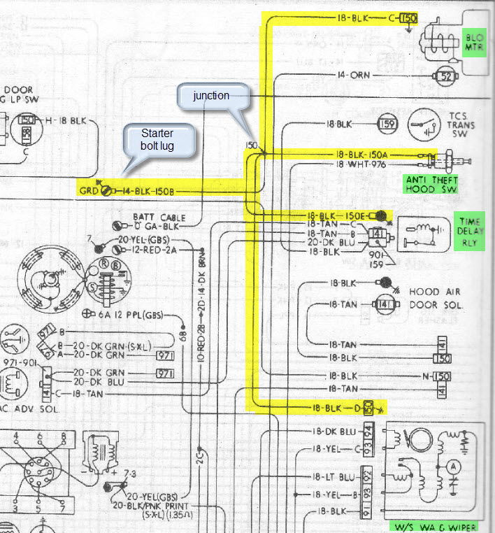 12 Volt Solenoid Wiring Diagram For C3 Corvette Hhr Engine Diagram Wirediagram Kankubuktikan Jeanjaures37 Fr