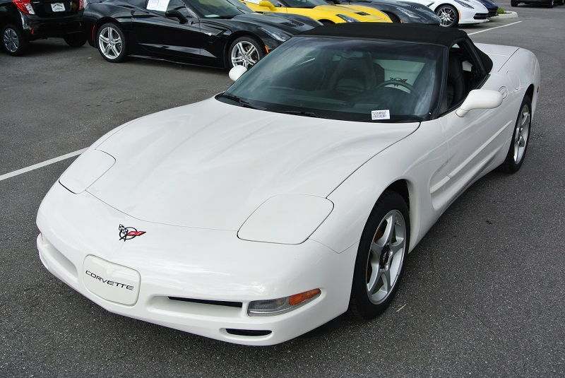 Fs For Sale 2001 Convertible Speedway White Black Black