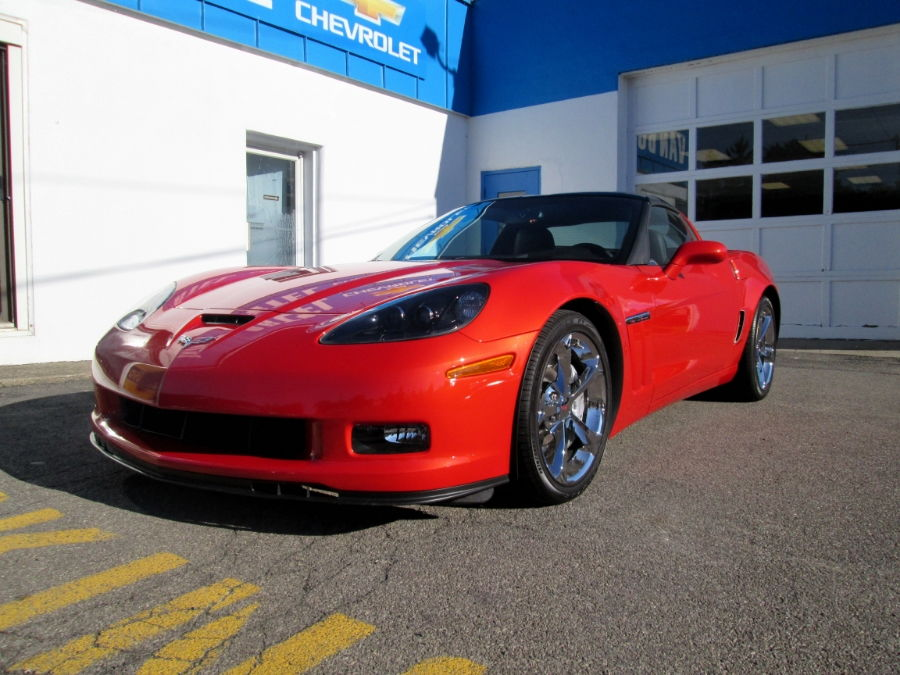 Van Bortel Corvette >> Grand Sports For Sale at Van Bortel Chevrolet - CorvetteForum - Chevrolet Corvette Forum Discussion